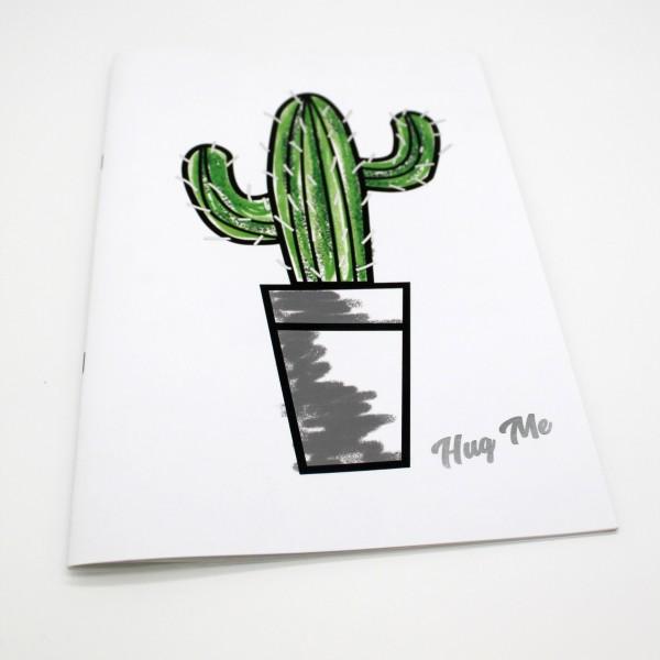 Notizheft - Kaktus